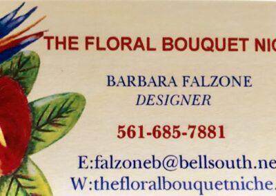 The Floral Bouquet Niche