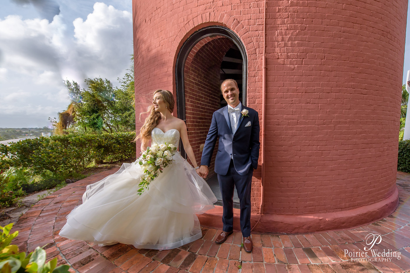 View More: http://poirierweddingphotography.pass.us/jupiter-lighthouse